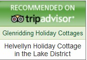Helvellyn Cottages on Trip Advisor