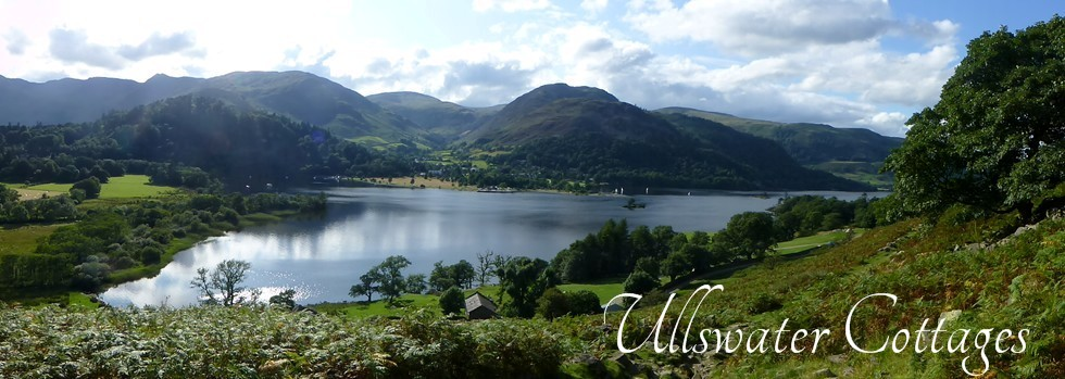 Holiday cottages in Ullswater