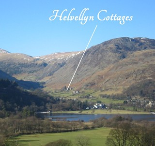 Helvellyn Holiday Cottages in Glenridding by Ullswater
