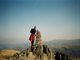 Atop Place Fell - © Rob Shephard 2007