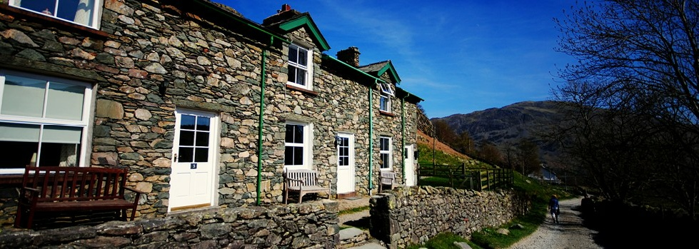 Ullswater Cottages in the Lake District